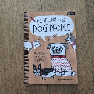 NEW Doodling for Dog People Book
